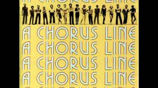 Watch A Chorus Line Nothing video