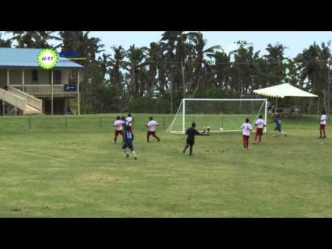 2013 OFC U 17 Championship Preliminary MD2 Samoa vs Tonga Highlights
