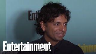 'Glass:' M. Night Shyamalan's 'Unbreakable' & 'Split' Sequel | News Flash | Entertainment Weekly