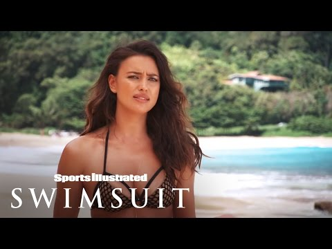 Irina Shayk Uncovered | Sports Illustrated Swimsuit 2015