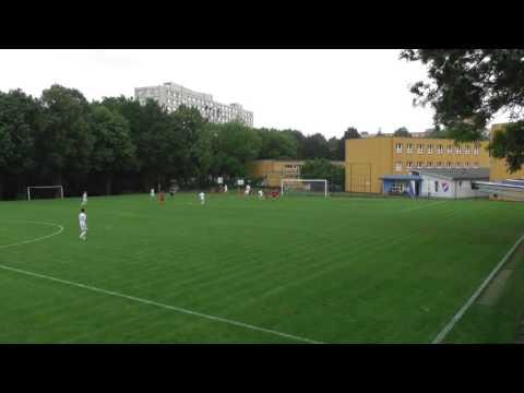 Sestřih branek U15 FCB - Vítkovice 8:0 (5:0)