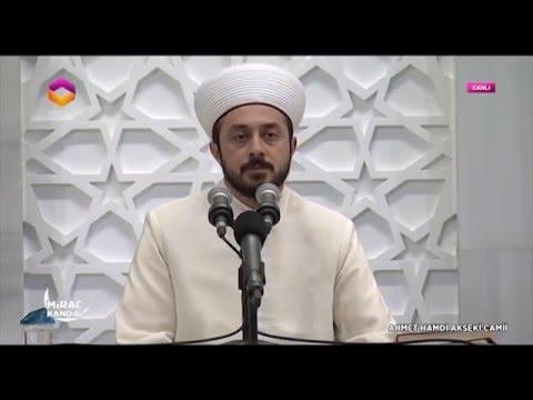 Ali Tel - İbrahim (31) - Ankebut (42-45) Necm (1-15) - Kuran'ı Kerim Tilaveti (Aşir)