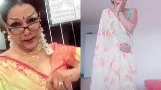 Tamil mallu aunty romance