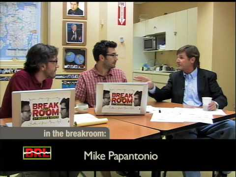 Mike Papantonio: Why Specter Switched Parties @ BreakRoomLive.com