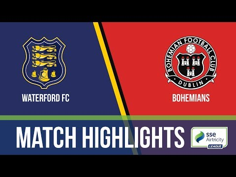GW22: Waterford 1-2 Bohemians