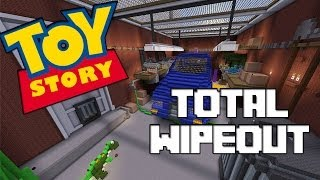 Minecraft Xbox - Toy Story Adventure Map - Total Wipeout! [6]