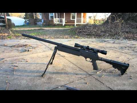 Echo 1 ASR Airsoft Sniper Rifle Review