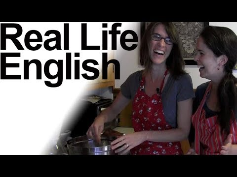 How to Pronounce Ending T Clusters + Homophones — Baking! — American English