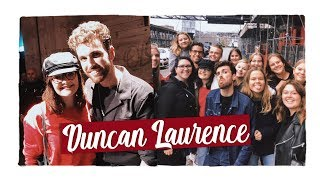 DUNCAN LAURENCE IN ROTTERDAM! #02