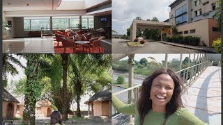 Tinapa Hotel resort in Calabar my honest review.