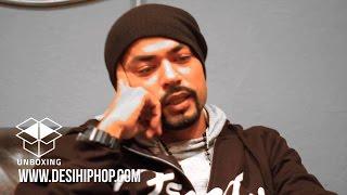 Bohemia Talks About the Desi Hip Hop Movement | DesiHipHop.com