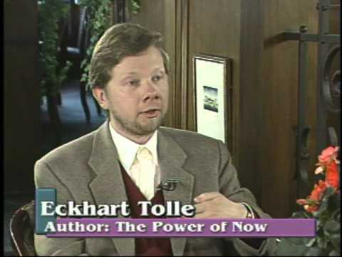 Eckhart Tolle Interview With Host Nina Rhodes 1998