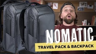 Nomatic Backpack & Travel Pack Massive Review!