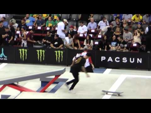 ryan decenzo first ever nine club Street League 2015 NJ