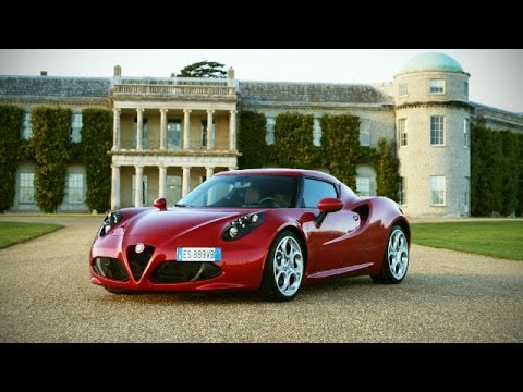 Alfa Romeo 4C: Hillclimb Roadtest