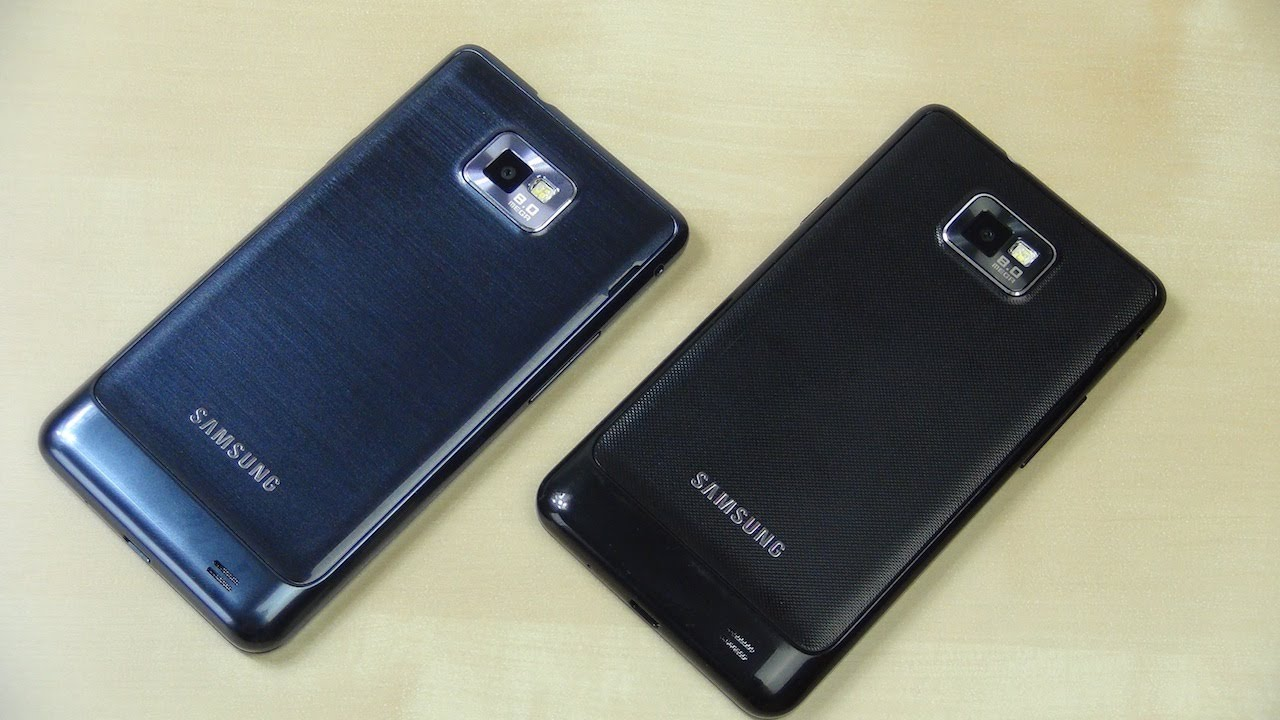 samsung galaxy s2 plus vs galaxy s2 swagtab youtube. Black Bedroom Furniture Sets. Home Design Ideas