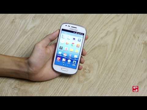 Đánh giá Galaxy S3 mini Giá cao, nhiều tính năng như S3 CellphoneS