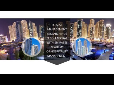 TFG Asset Management Research Hub to collaborate with Emirates Academy of Hospitality Management