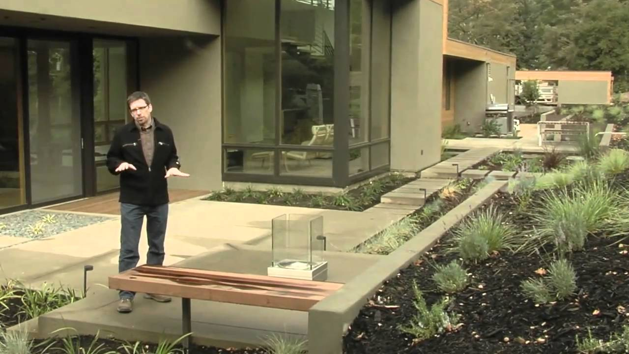 Retaining Wall Design Amp Seating Area Youtube