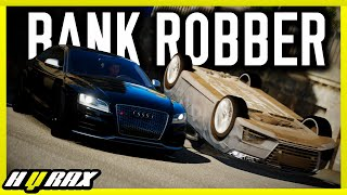 Forza Horizon 4 SUCCESSFUL BANK ROBBERY Skit/Short Film...