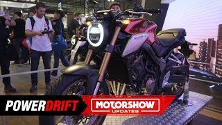 2019 Honda CB 650R and CBR 650R : Swanky new avatar for the middleweights : EICMA 2018 : PowerDrift