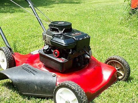 HOW TO REPAIR Lawnmower with BRIGGS & STRATTON Pulsa Prime Carburetor  1/2