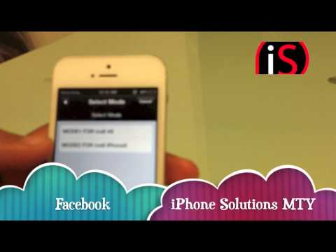 Como Desbloquear tu iPhone Cricket/Sprint/Verizon CDMA GSM