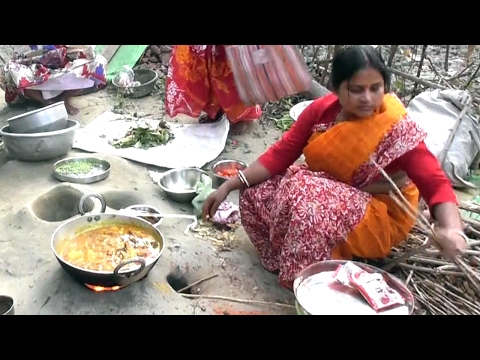 Rural women's cooking