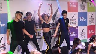 Now United - Parana (Live At Rexona Dance Studio Brasil)