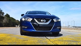 Wishlist/Critiques - 2016 Nissan MAXIMA SR - Drive Review Part Two