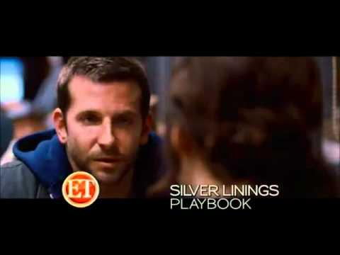 The Silver Linings Playbook Teaser Trailer Starring Jennifer Lawrence, Bradley Cooper&Julia Stiles
