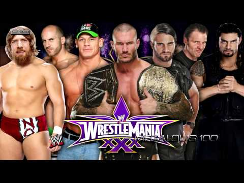 Wwe Wrestlemania 30 (john Cena Vs. Bray Wyatt) 2nd Theme Song - ''legacy'' With Download Link video