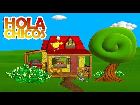 Biper Y Sus Amigos , Hola Chicos video