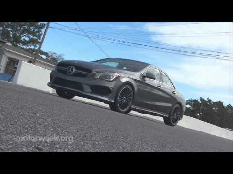 Road Test: 2014 Mercedes-Benz CLA 45