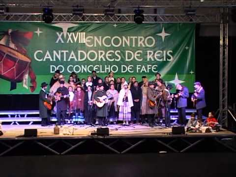 GRUPO RECREATIVO DE ARDEG�O NO ENCONTRO DE REIS DE FAFE 2013