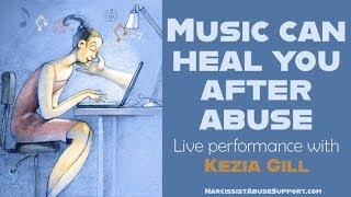 Understanding The Power of Music to Heal - Live performance by Kezia Gill