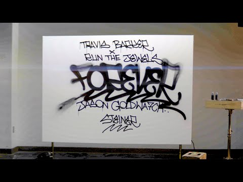 Travis Barker & Run The Jewels: Forever (OFFICIAL VIDEO)