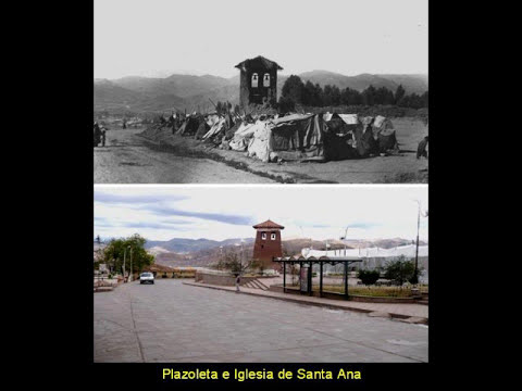 1950 FOTOS CUSCO PART 2/2 TERREMOTO EARTHQUAKE REVISTA LIFE