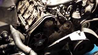 Audi 4.2 v8 Timing Belt, Front Clip, Water Pump, Thermostat