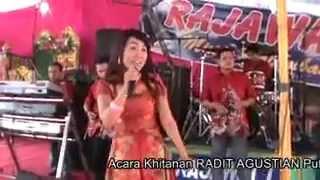 Rajawali  Palembang - Mendamba  Evie Tamala Cover