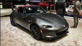 2018 Mazda MX-5 Miata – Redline: First Look – 2018 Chicago Auto Show