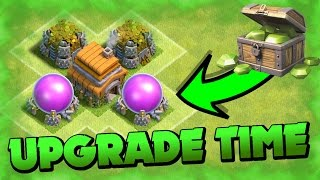 Clash Of Clans - HOW FAR CAN 14,000 GEMS GO!?! - Gemming Baby Tony 2016!