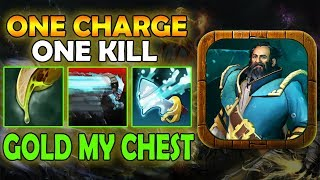 Combos AoE One Charge One kill Build Ability Draft Dota 2