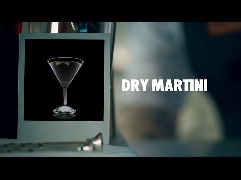 마티니 칵테일 레시피
