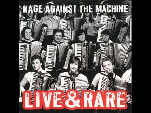 Rage Against the Machine - Bullet in the Head, Live & Rare (1998)