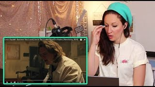 Vocal Coach REACTS to LEWIS CAPALDI- SOMEONE YOU LOVE -Live!