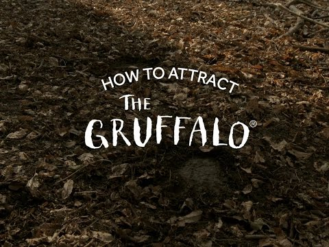 Ever wondered whether The Gruffalo might be lurking in your local woods? Here are a few tell-tale signs you might want to look out for next time you put your wellies on. For more information...