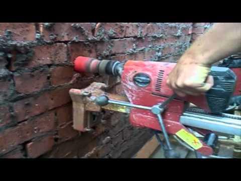 Hilti Dd120 Core Drill Youtube