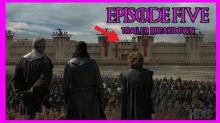 Game of Thrones Season 8 Episode 5 Trailer Breakdown Explained