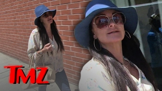 Kyle Richards – Kim's Cool With The Family Again